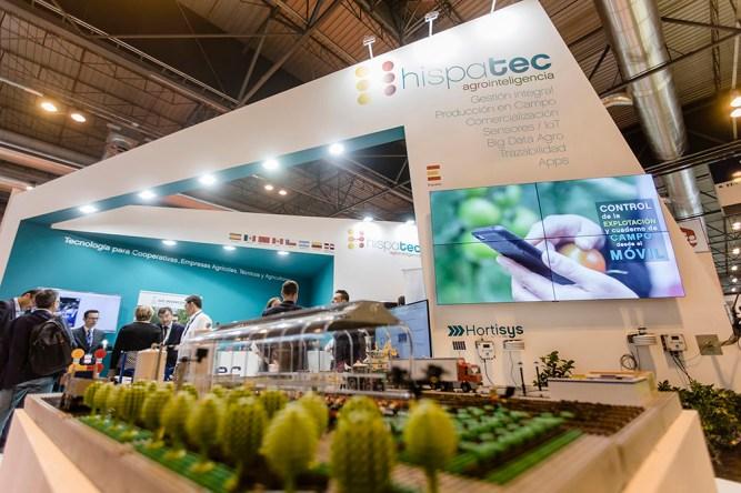 fruit attraction 2019 Hispatec » Treze Marketing